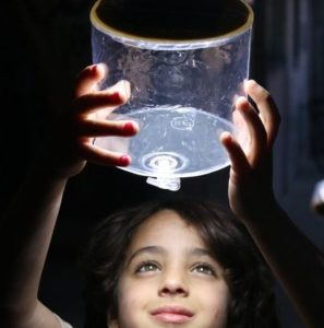SOLAR LIGHTS FOR GAZA