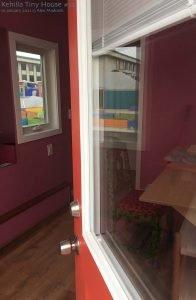 Doorway of Tiny House #10